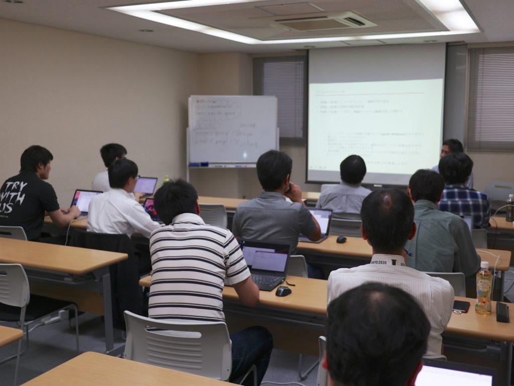 機械学習・ディープラーニング・ビッグデータ講習会